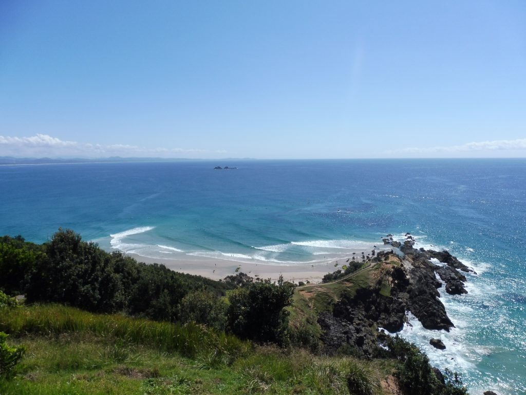 Byron bay overview